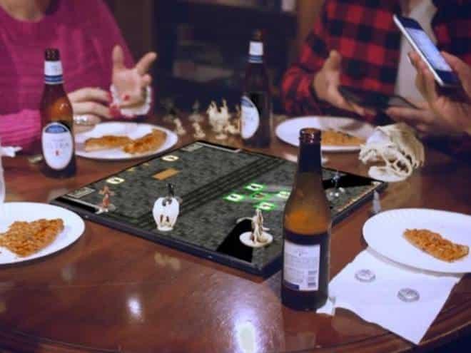 Arquiteto do primeiro Xbox cria jogo de tabuleiro digital