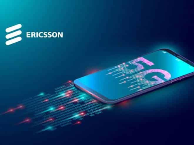 Ericsson supera estimativas de lucro com demanda para 5G