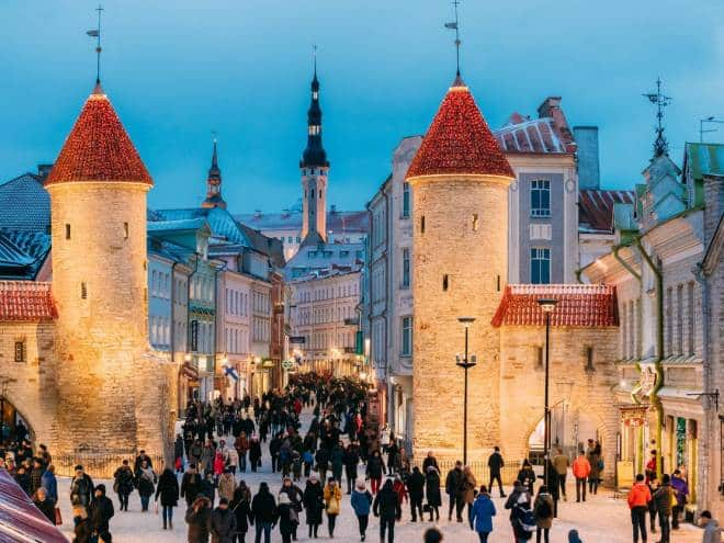 Estônia apostou na digitalização para superar seus desafios