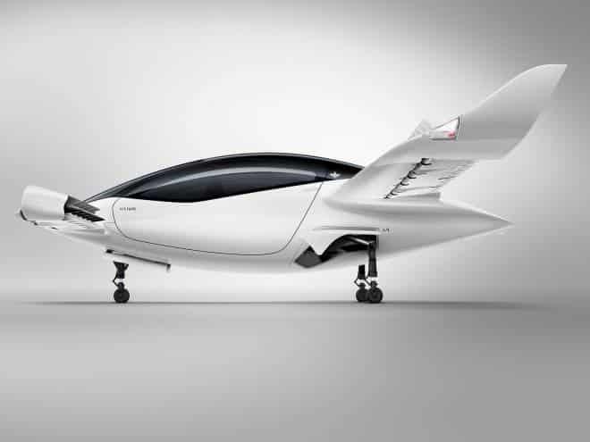 'Táxi-voador' elétrico realiza seu primeiro vôo