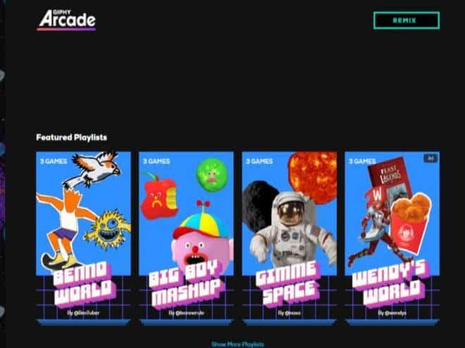 Nova plataforma permite criar e se divertir com 'microjogos'