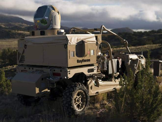 Força Aérea dos EUA recebe arma laser anti-drone; confira em vídeo