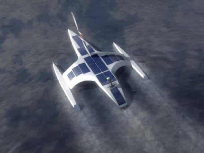 Navio totalmente autônomo navegará pelo Oceano Atlântico; assista ao vídeo
