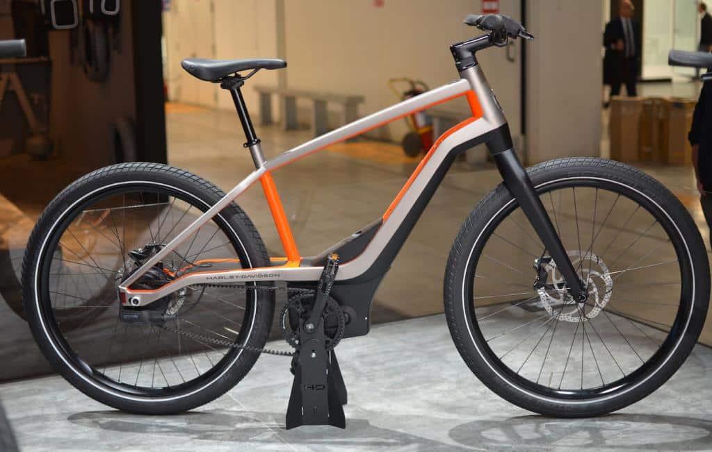 Harley-Davidson revela protótipos de suas novas bicicletas elétricas