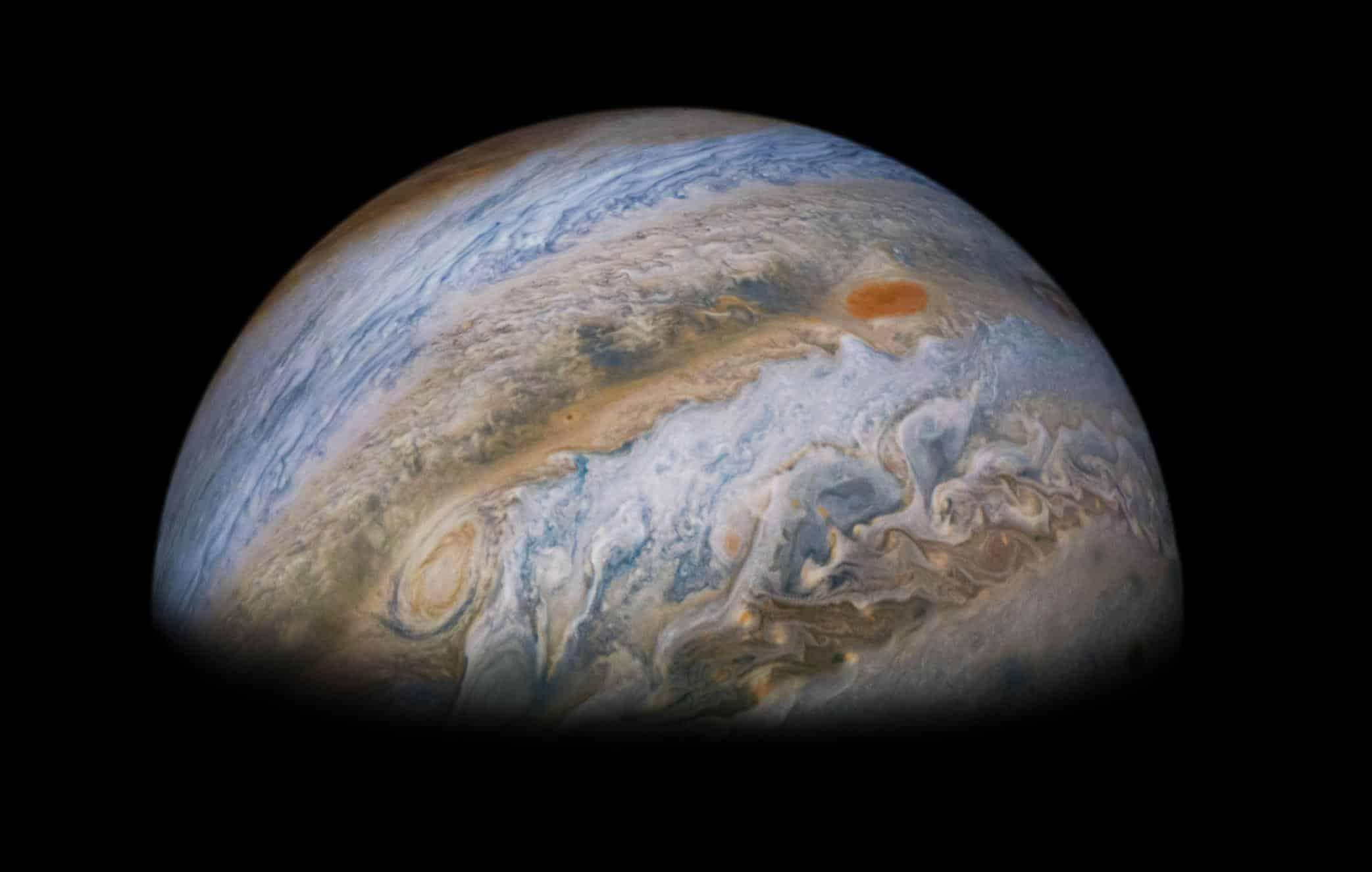 Teoria sobre a atmosfera de Júpiter é corrigida