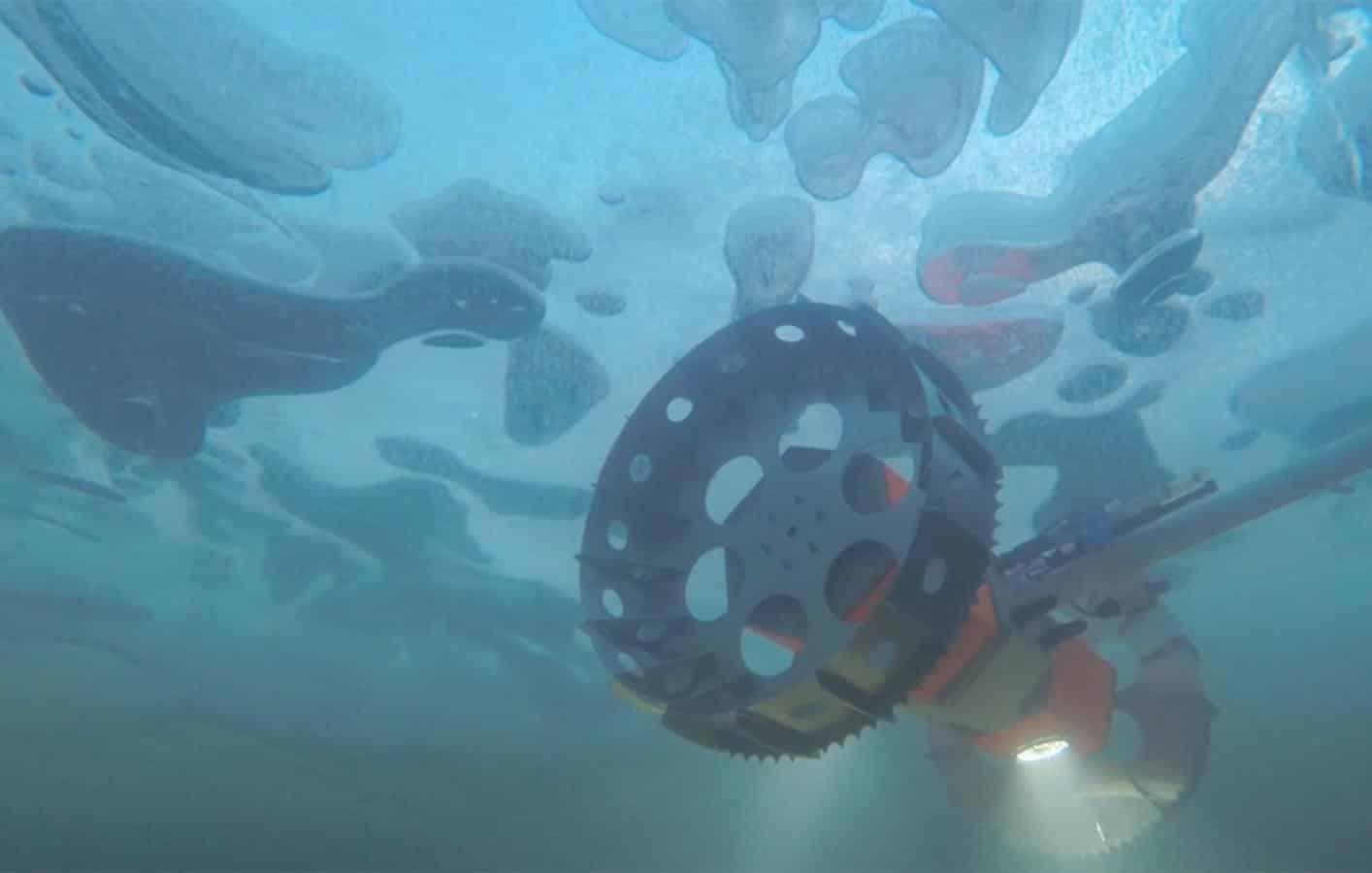 Nasa testa submarino 'caçador de aliens' na Antártica