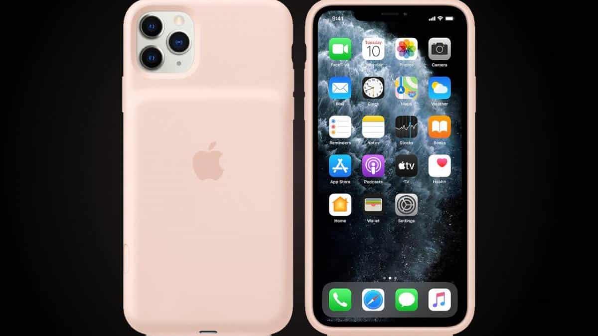 Smart Battery Case para o iPhone 11
