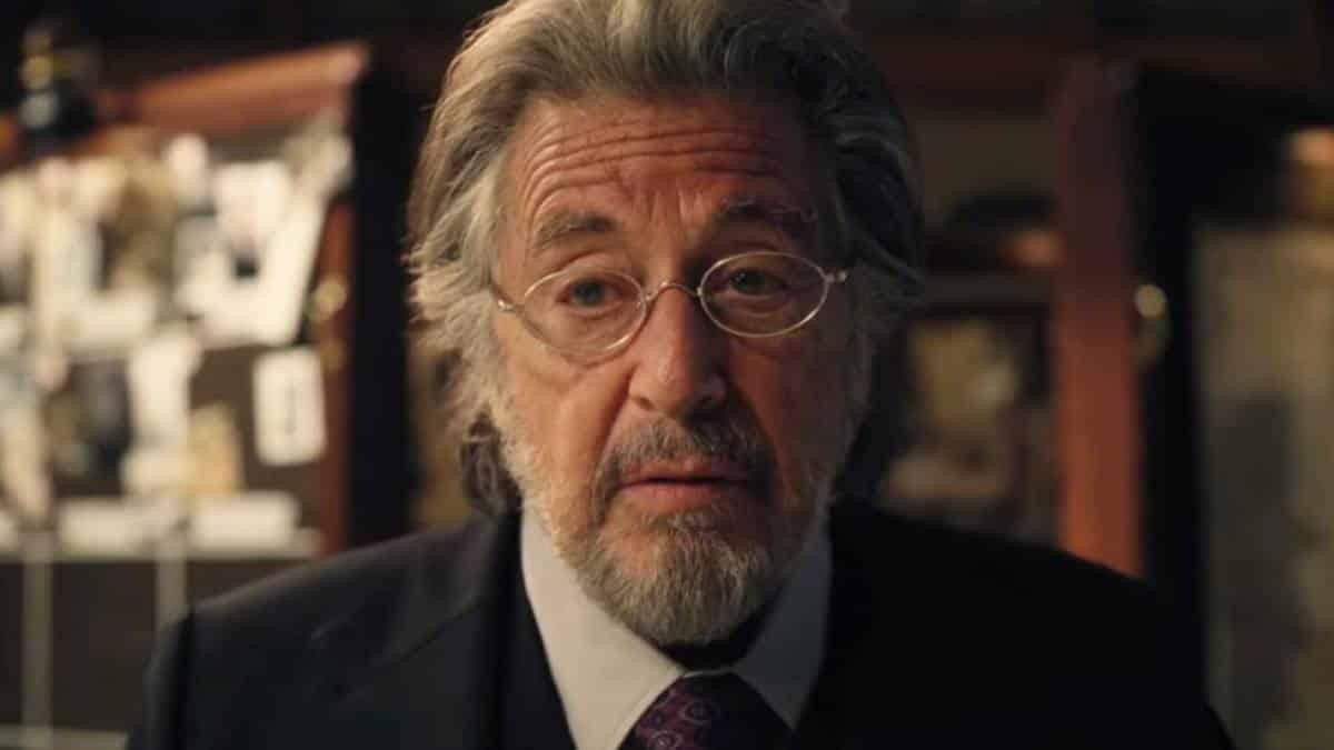 Hunters Al Pacino Caça Nazistas Em Trailer Da Nova Série