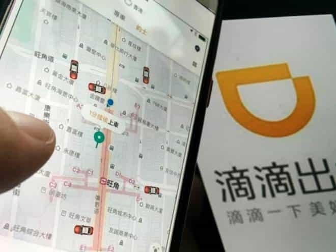 Chinesa Didi quer superar Uber no mercado da América Latina