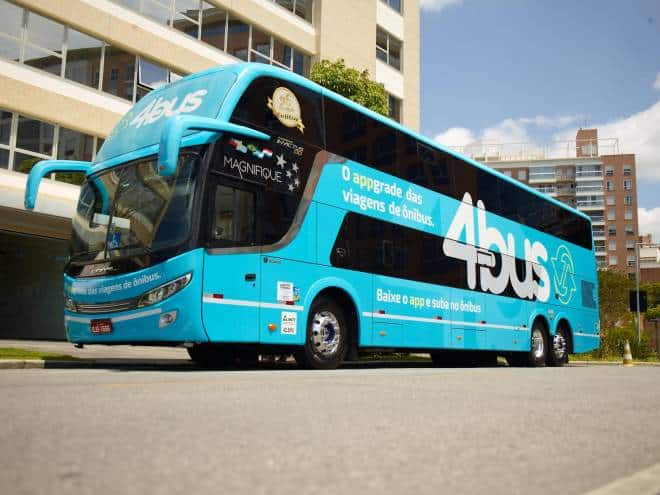 'Uber' do ônibus começa a funcionar hoje