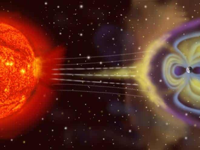 ESA divulga canção gerada pelo campo magnético da Terra
