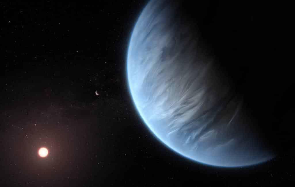 Planeta bebê gigante é descoberto perto da Terra