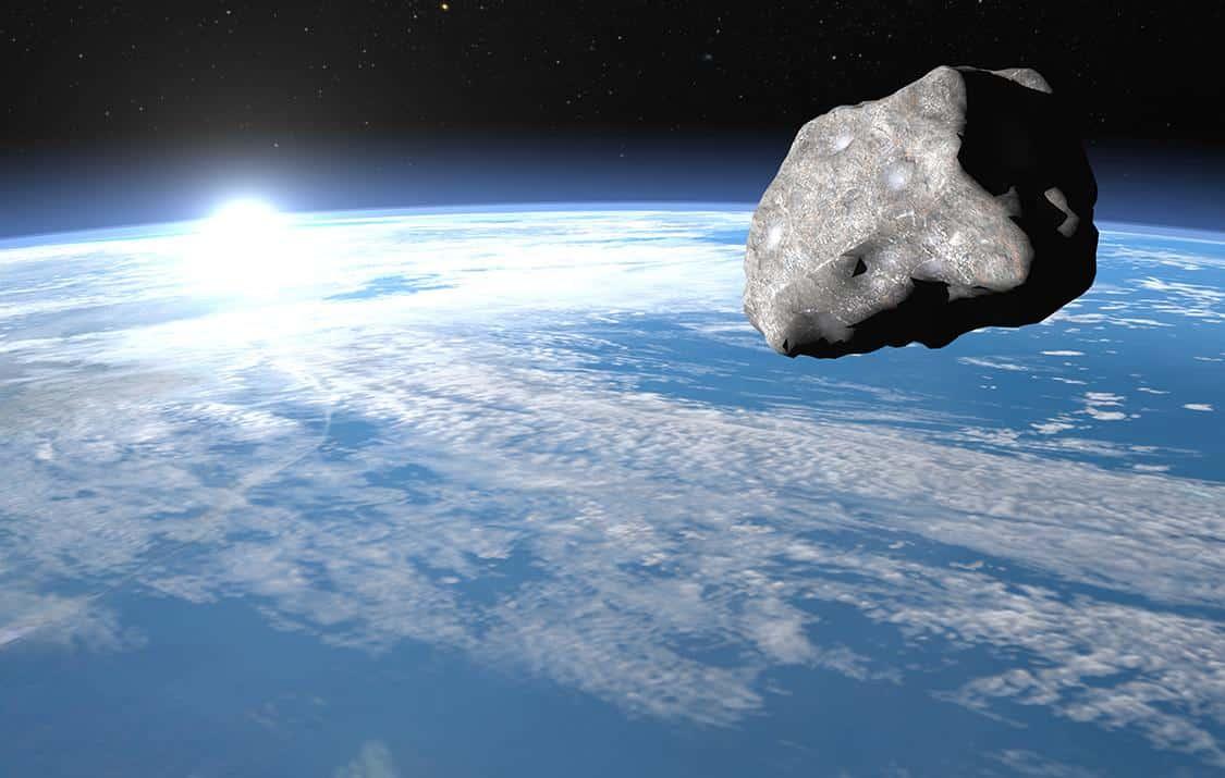 Rede neural descobre 11 asteróides que podem colidir com a Terra