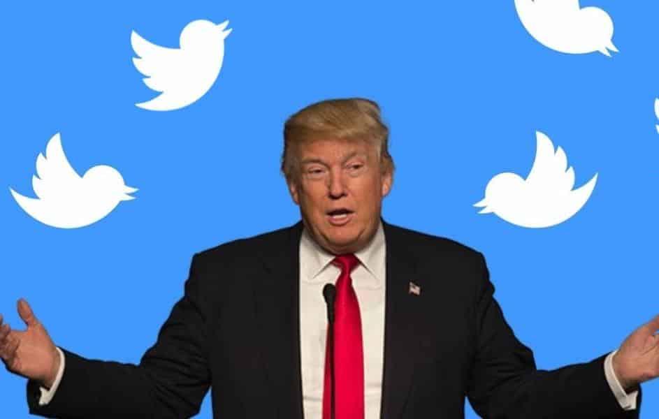 Twitter classifica publicações de Trump como 'potencialmente enganosas'