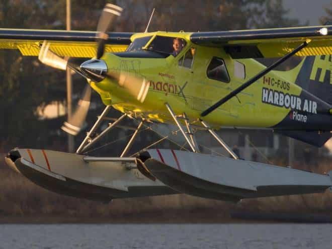 Primeiro avião elétrico comercial completa testes