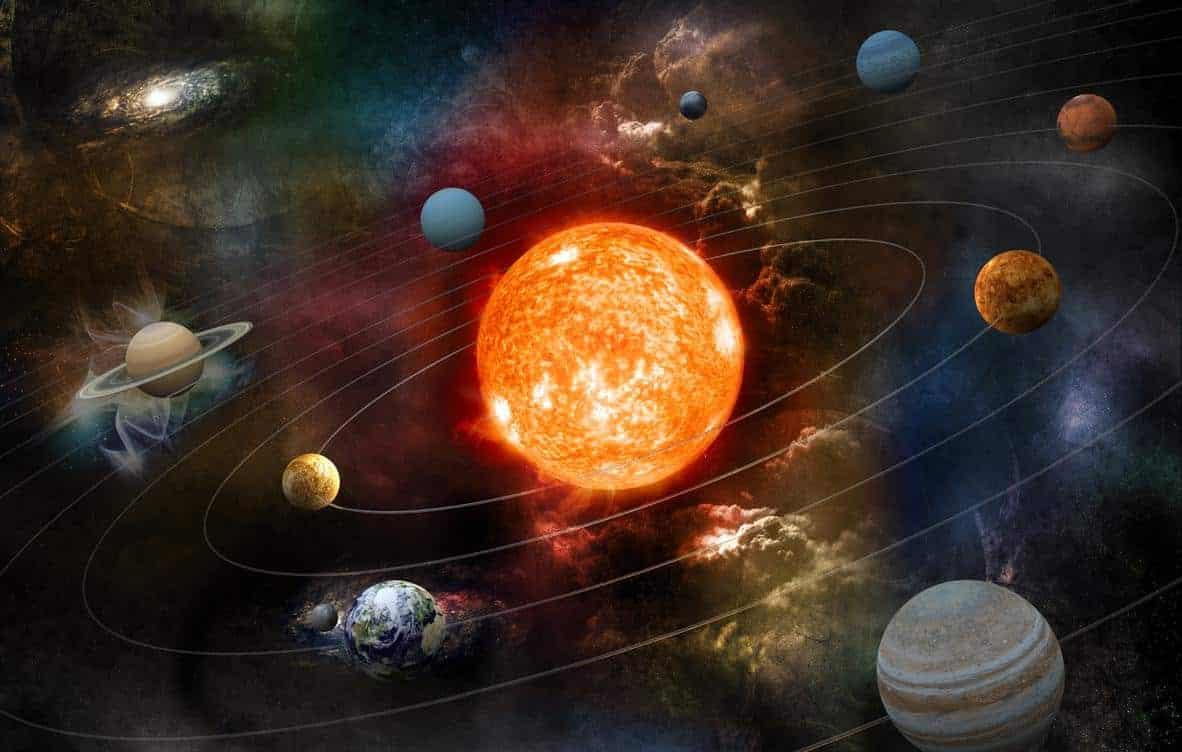 Descobertas rochas do início do Sistema Solar em quintal na Europa
