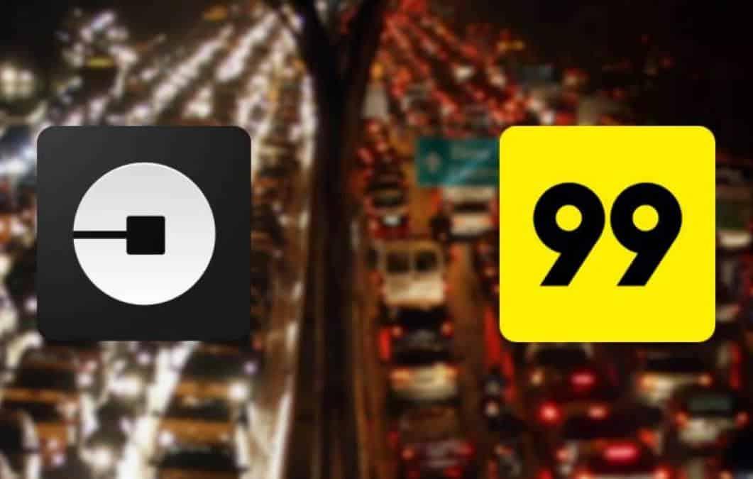 Justiça do Rio suspende decretos que regulavam apps de transporte