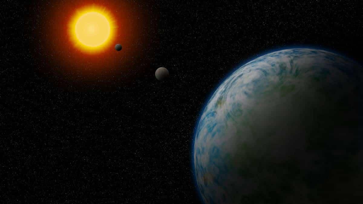 Cientistas descobrem 'cópia' do Sol e da Terra a 30 mil anos-luz daqui