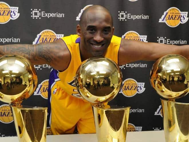 NBA 2K20 presta homenagem a Kobe Bryant, lenda do basquete americano