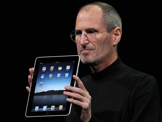 Há 10 anos, Steve Jobs apresentava o iPad e mudava o mercado de tecnologia
