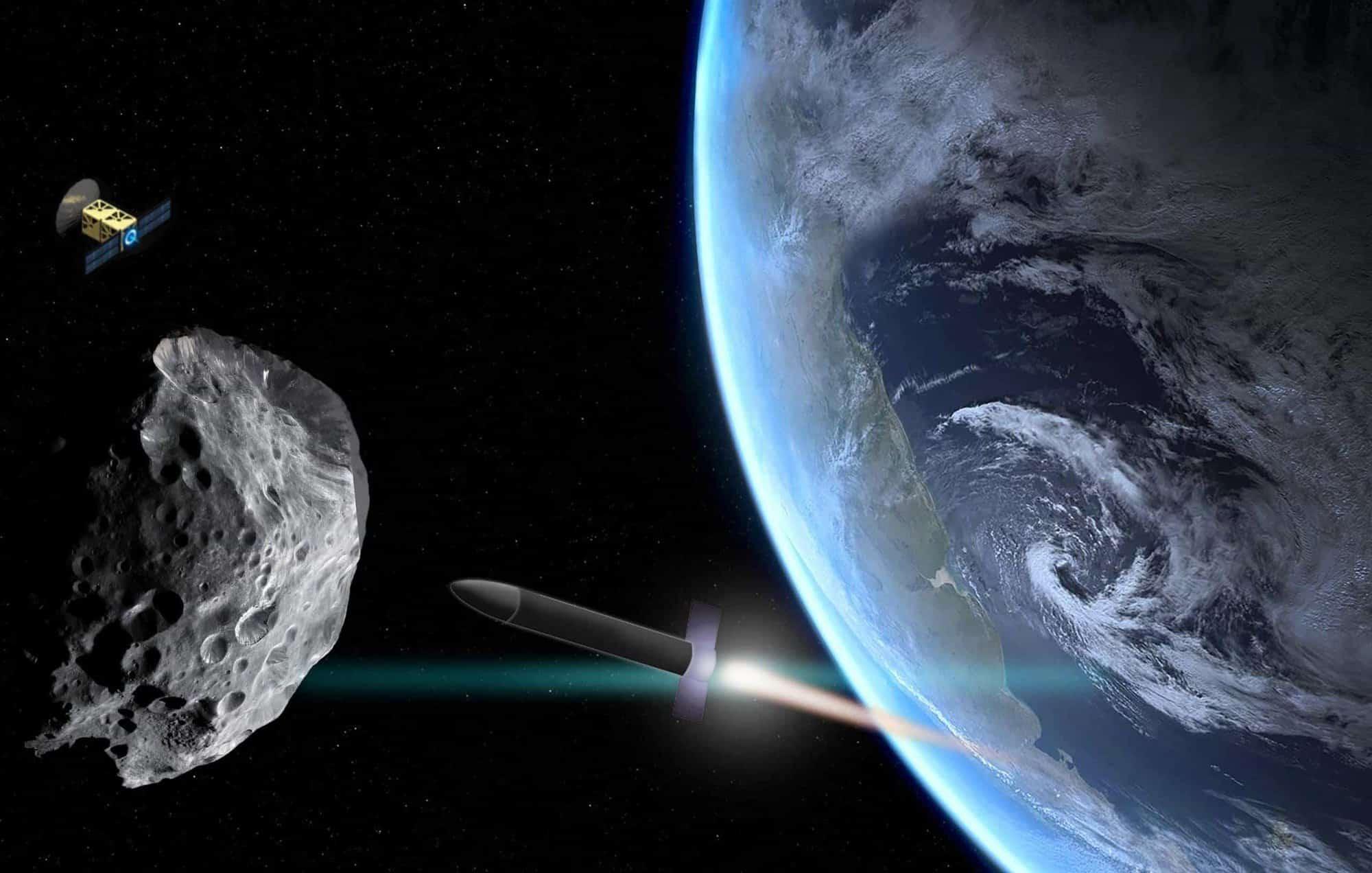 MIT propõe novo plano para prevenir catástrofes com asteroides