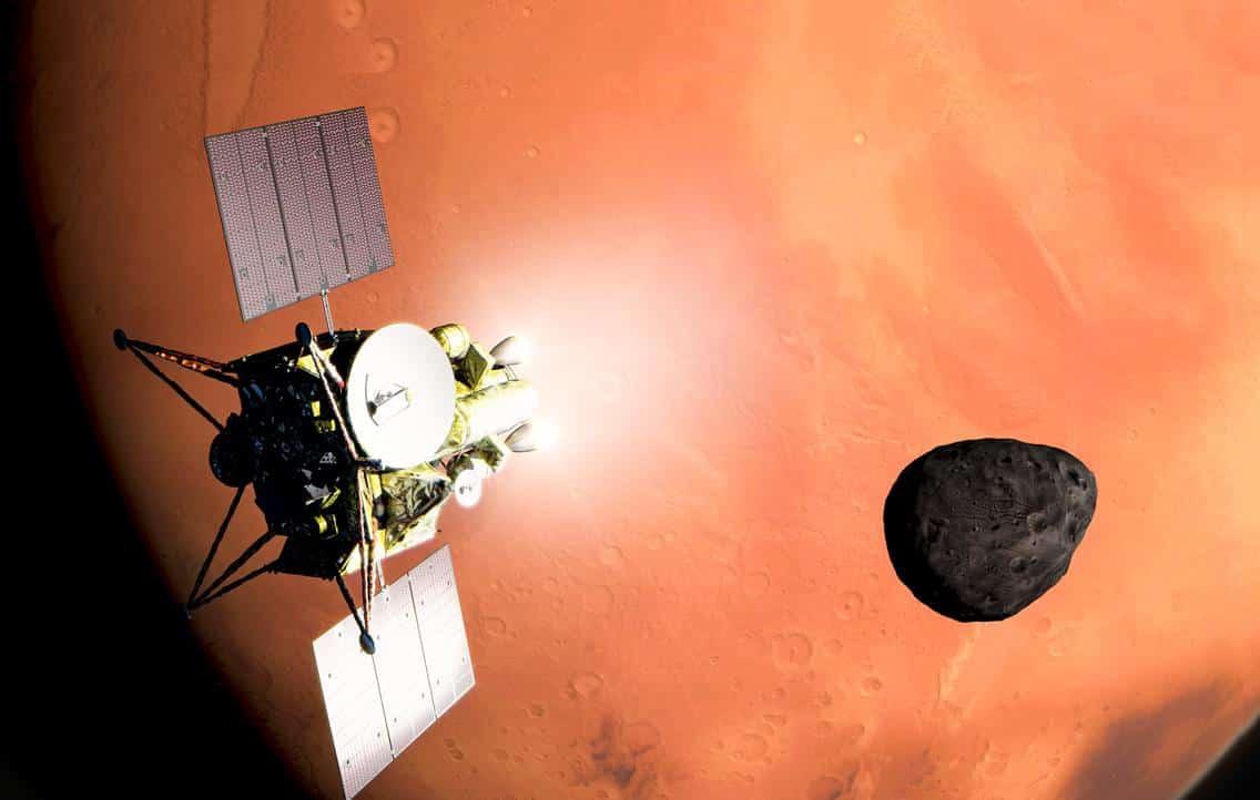 Japão autoriza missão para coletar amostras de lua de Marte