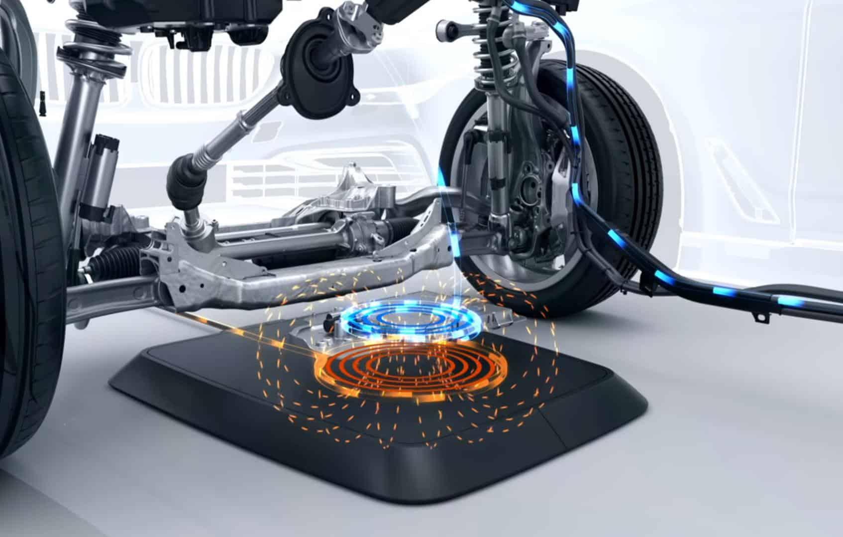 Carregamento sem fio deve ser o futuro dos carros elétricos