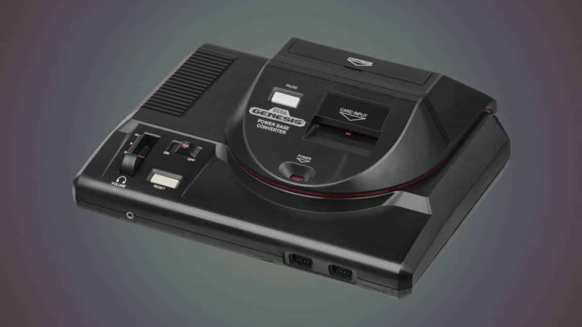 Mega Drive e Power Base Converter