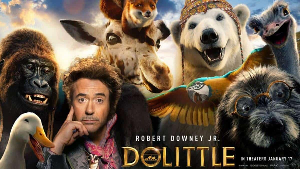 Dr Dolittle Stream