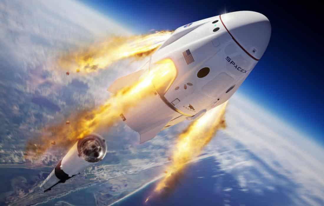SpaceX tenta hoje novo lançamento de missão tripulada; assista