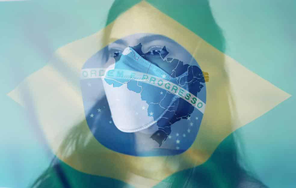 Covid-19: Brasil tem 858 mortes nas últimas 24h; total ultrapassa 135 mil