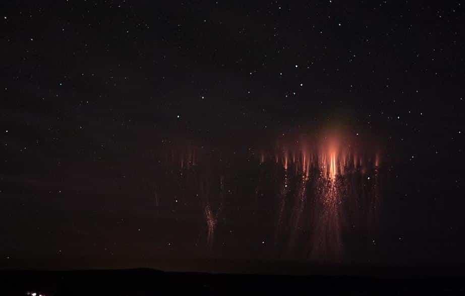 Sprites, fenômeno ainda misterioso, já é explicado pela ciência