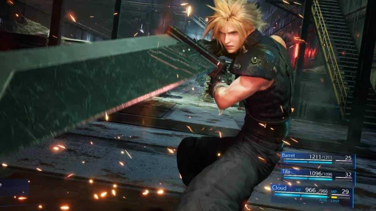 Demo do remake de Final Fantasy VII já está disponível para download
