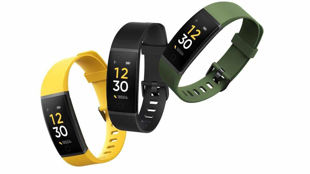 Realme Band: pulseira inteligente vai competir com produtos da Xiaomi