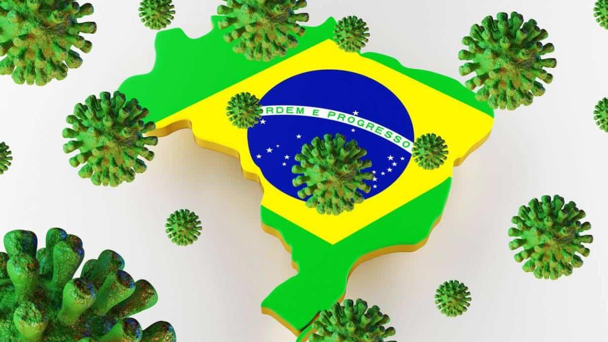 Resultado de imagem para coronavirus brasil