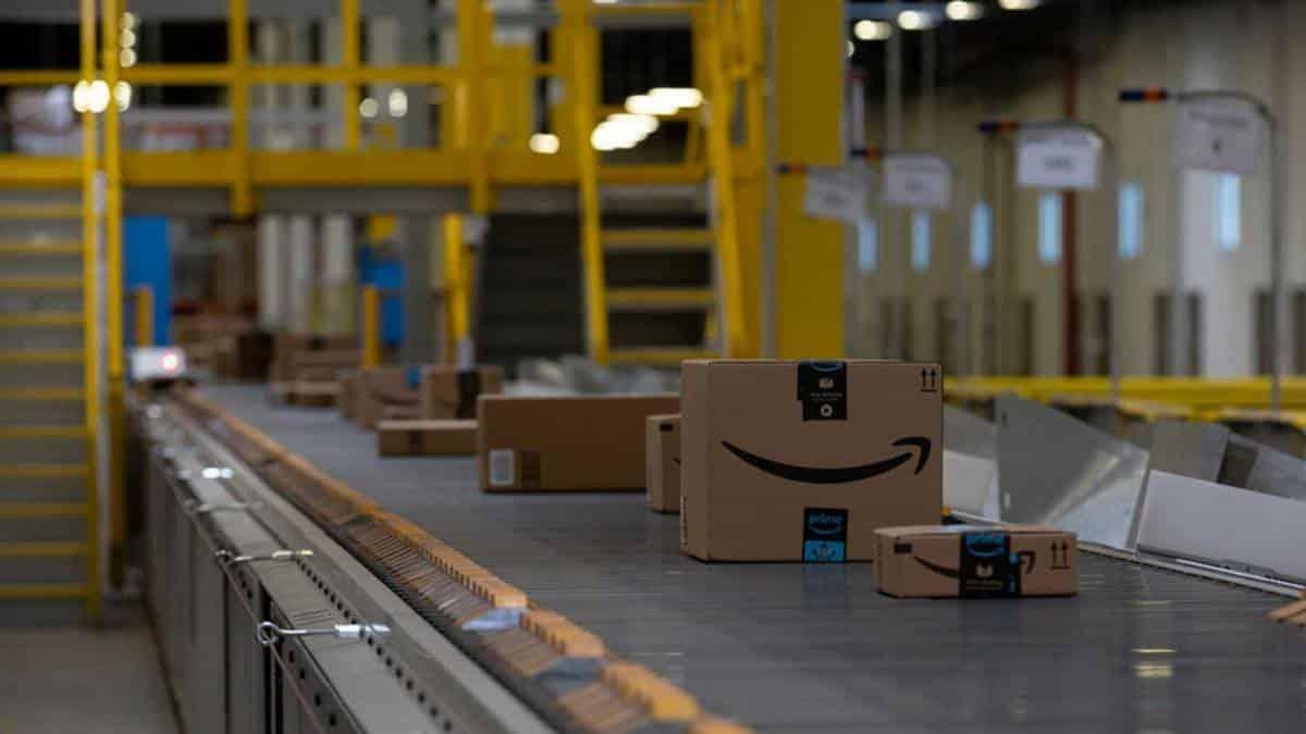 Amazon entrega no Brasil