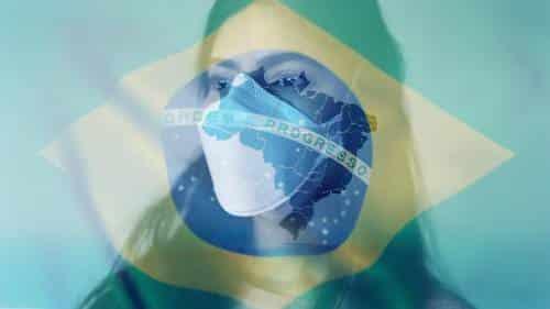 Covid-19: Brasil tem 709 mortes nas últimas 24h; total ultrapassa 107 mil