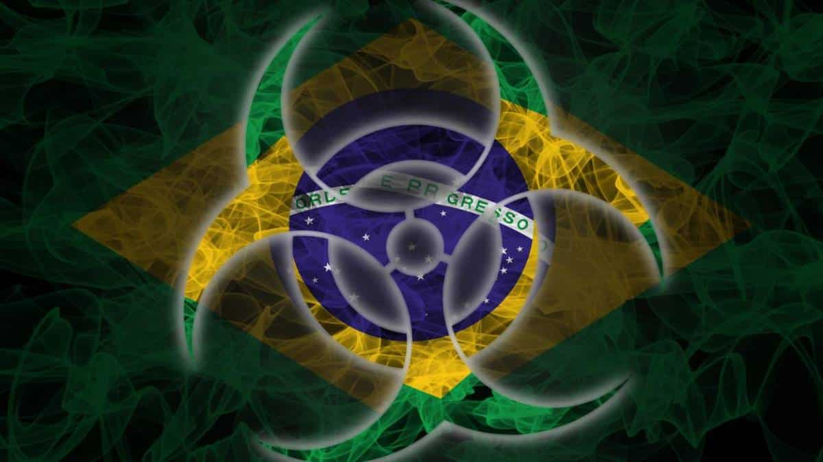 Covid-19: Brasil registra 627 mortes em 24h; total é de 43.959