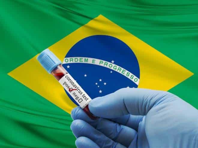 Covid-19: Brasil tem 922 mortes nas últimas 24h; total ultrapassa 119 mil