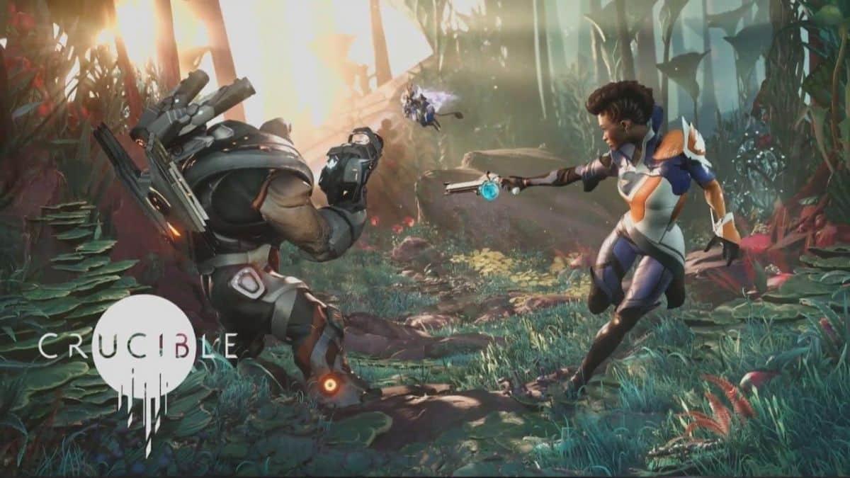 Crucible remove dois de seus modos de jogo