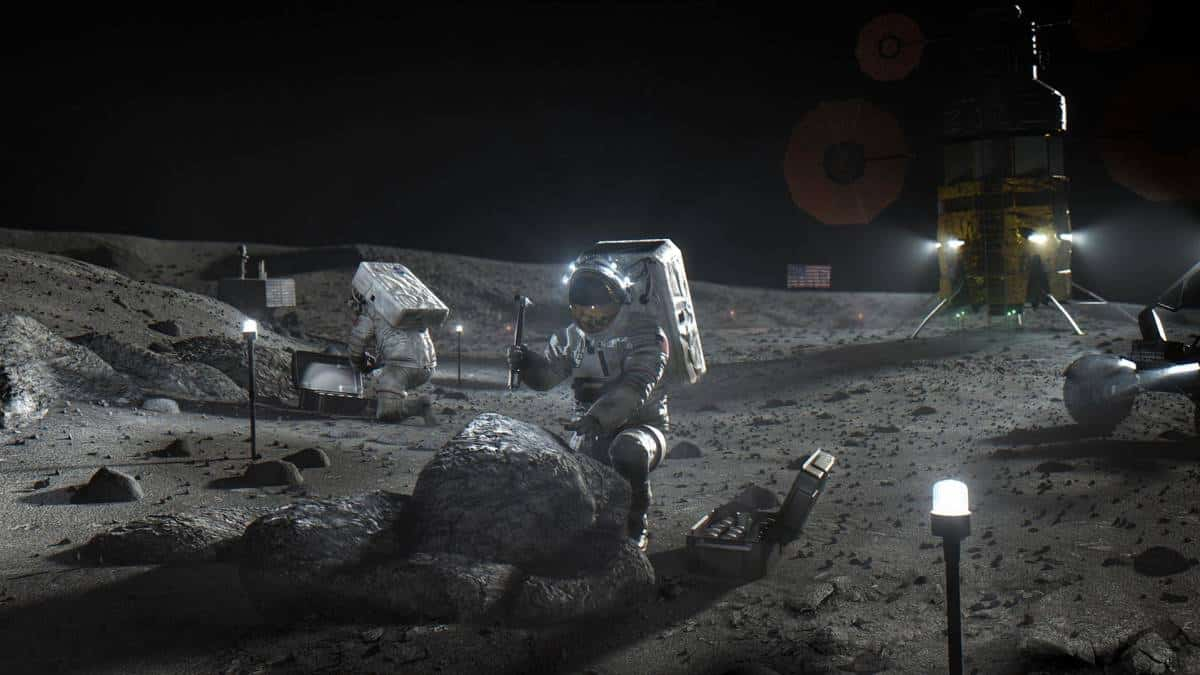 Nasa e Nokia instalarão tecnologia 4G na Lua em 2022