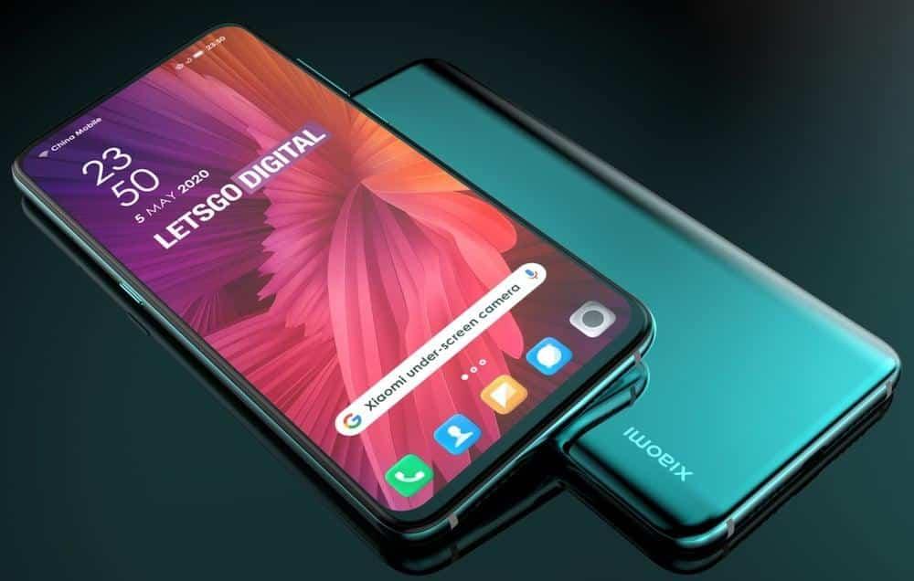 Patente mostra smartphone Xiaomi com câmera atrás da tela