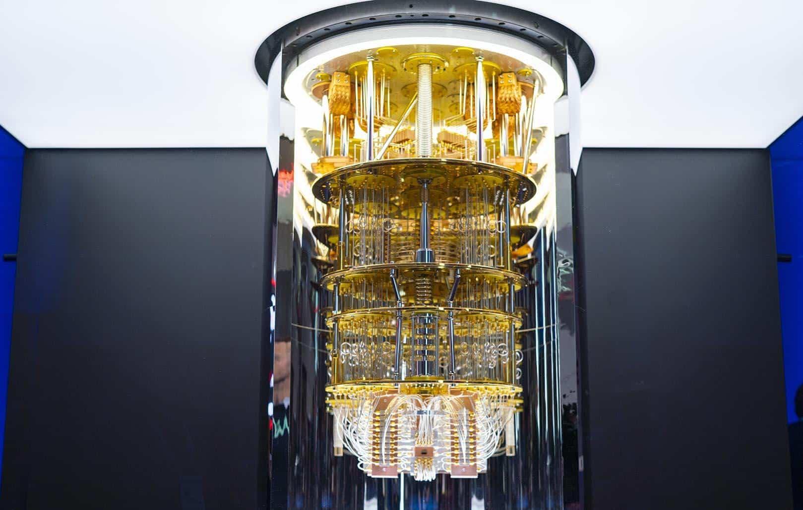 IBM quer dobrar sua capacidade de computação quântica a cada ano