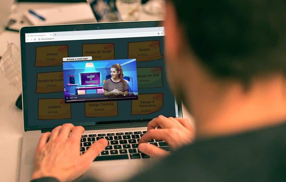 Centro Paula Souza oferece 12 cursos online gratuitos