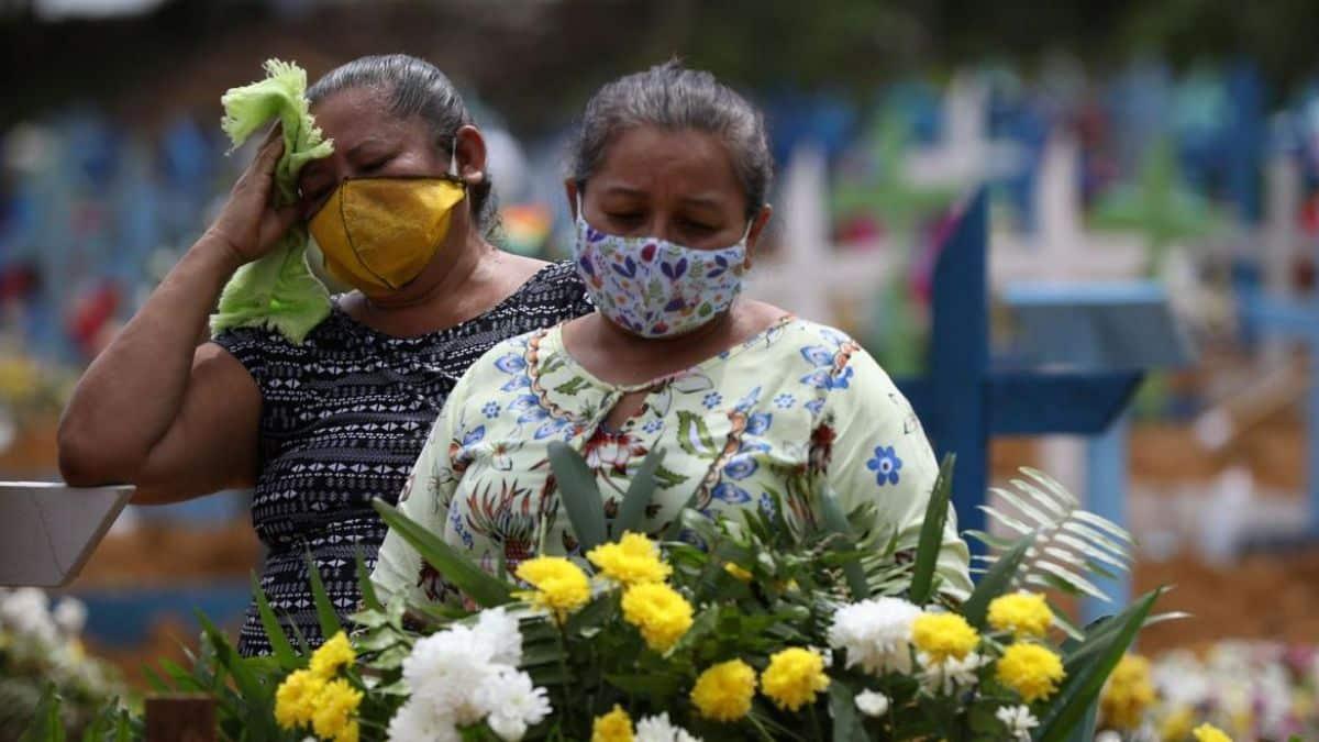 Covid-19: Brasil registra 1.238 mortes em 24h; total ultrapassa 47 mil