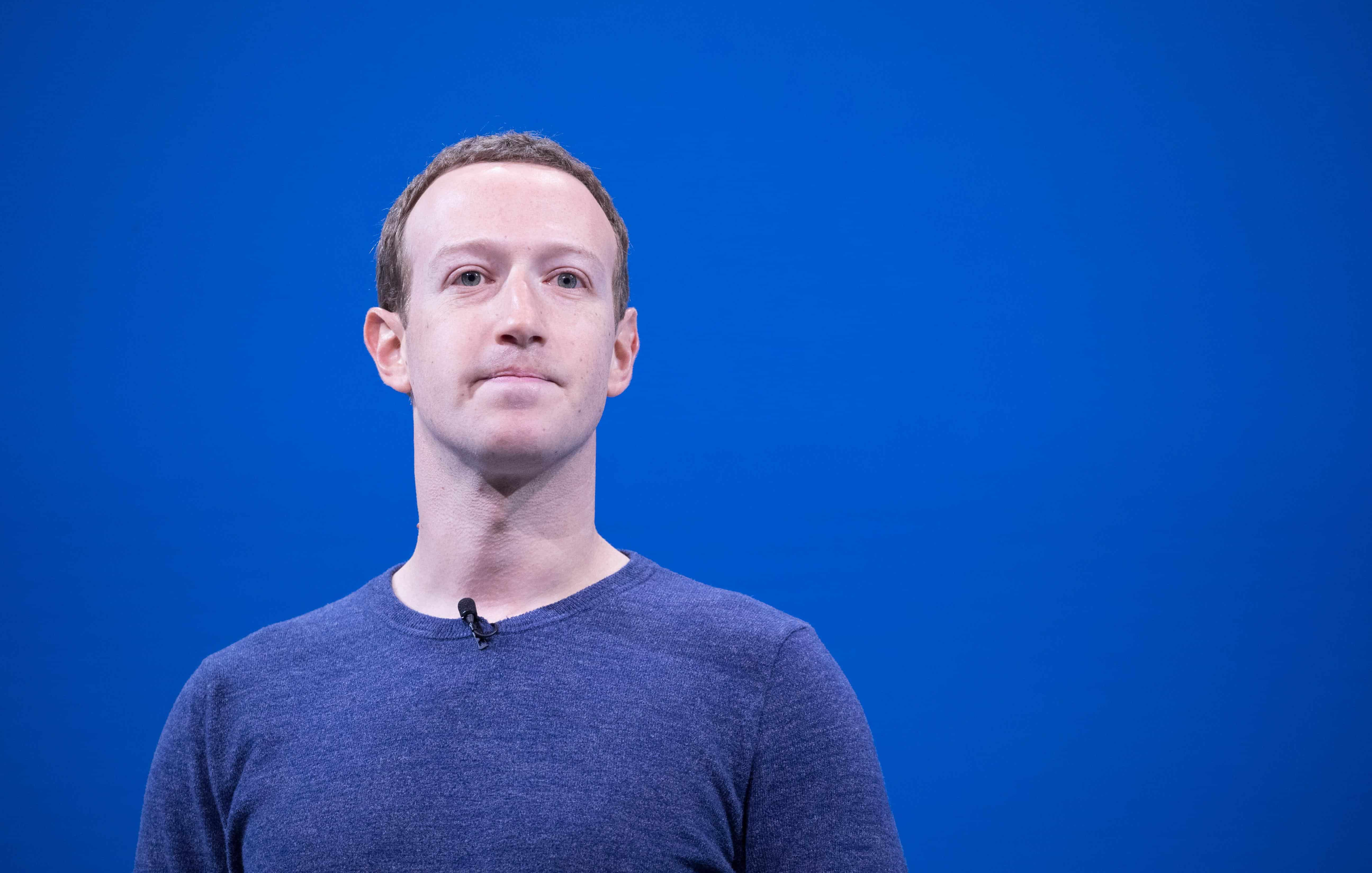 Áudios vazados de Zuckerberg mostram dificuldade do Facebook diante de pressão política