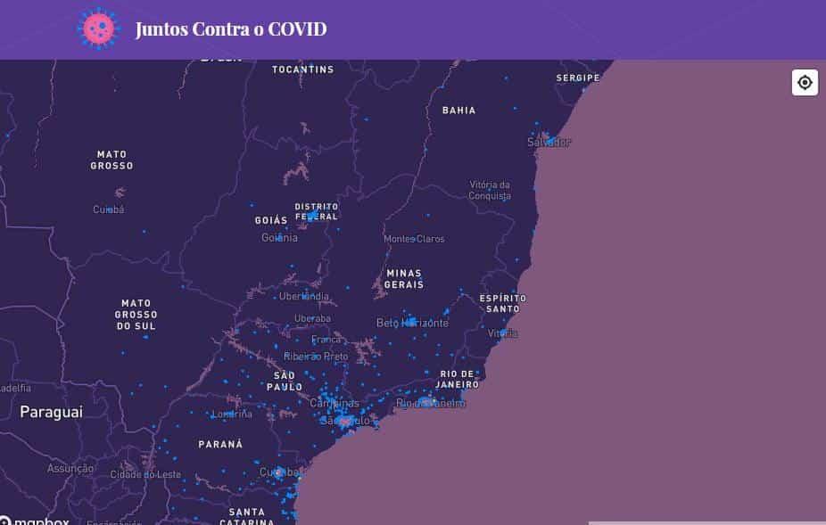 Covid-19: site informa se você mora em uma área de risco