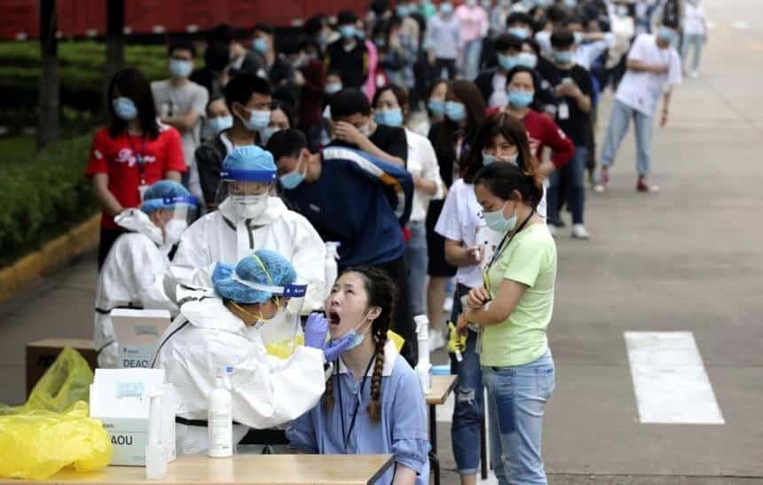 Wuhan detecta poucas infecções ao testar quase 10 milhões de pessoas