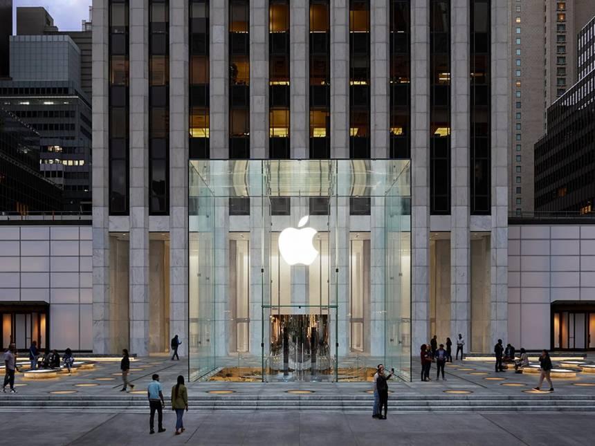20200610044500_860_645_-_apple_store___nova_york Apple é a novamente a segunda marca mais valiosa do mundo