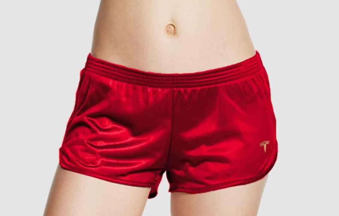 Tesla anuncia um novo produto: shorts